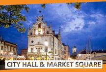 Rzeszow City Hall & Market Square