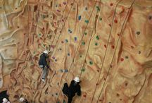 Climbing at Bendrigg / Whether it's at our unique indoor climbing wall or out and about on local crags, climbing at Bendrigg is a fantastic experience for all abilities. Our Climbing Club meets every fortnight during term time so get in touch if you would like to try it out!