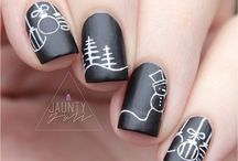 Nails winter
