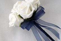 Wedding navy