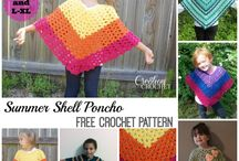 Crochet Kid Wear / by Marie Cabagnaro Bodnar-Doty