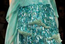 Aqua fashion idea