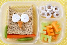 Lunch box ideas / by Katie Ruth