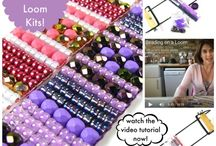 Bead Loom Designs / All about beading on a bead loom
