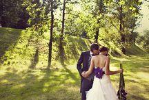 Śluby plener
