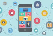 mobile marketing / Im Mobile Marketing werden zur Zeit neue Standards gesetzt. Was in dieser neuen Marketing-Disziplin abgeht und welche Signifikanz dieser Teil des Marketing-Universum hat, zeigen wir auf dieser Pinwand.