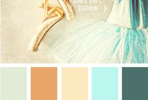 color schemes / by Amy Renee