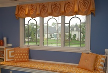 Window Seats / www.windsorwindows.com / by Windsor Windows & Doors