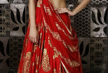 Indian traditional attires