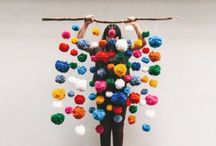 Pom poms / by Rhea Clements