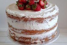 Naked Cake La Casita