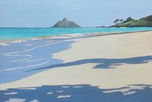 Oahu paintings