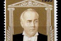 Opera Singer Stamps