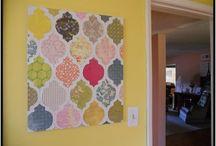 DIY Wall ARt / by Mandy Fannin