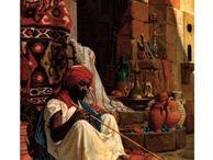 Nubian/Egyptian Art