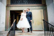Shoot Inspo: NYC Wedding
