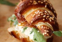 mini croissants facon bretzel