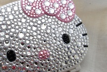 Hello Kitty deco / by Marie Misfit