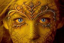 Fantasy art / Gotta love fantasy!