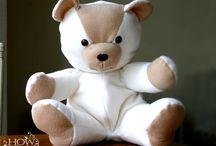 Bears / by Gloria Winston