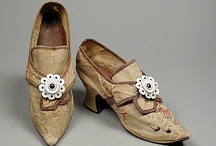 Shoes - 18th century