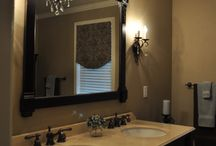 Bathroom: Master bathroom / by Nicole McElroy