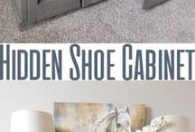 No-Shoe Policy | Ideas for Keeping Shoes Out of the House