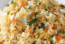 Pilaf - Rice - Pulao - Risotto