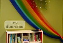 decoraçao sala infantil esc dominical