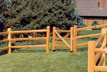 fences and gates / by Leslie Z
