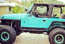 Dream Jeeps and things