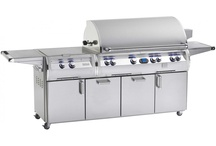 Gas Grills & Charcoal Grills / Large selection of portable and built in gas grill for an outdoor kitchen.