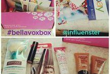 @influenster and #bellavoxbox / by Jamie Nichole