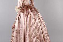 1780s Fashions