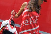 Sparkling like a coke
