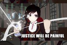 rwby / anime series