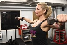 Shoulder Workouts / On this board you can find the best shoulder workouts for men and women.