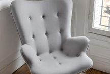 Woonkamer - fauteuil