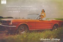 EMOFRAGMA WONDERBOX WEDDINGS / Wedding - weddingphotography - huwelijksfotografie - speciale huwelijken - retro - BOHO wedding - conceptuele fotografie