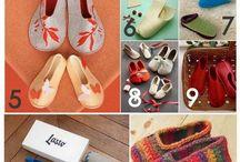 Slippers en pantoffels