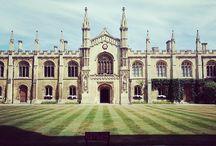 Cambridge's views / A photo book of Cambridge city in England
