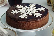 Christmas and New Year Cake