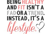 Healthy is a lifestyle