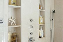 Main shower ideas