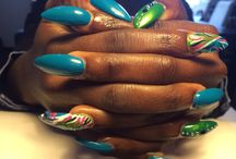 MyNails #Daniela / Mix of my nails