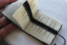 para coser organizada