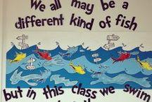 classroom board