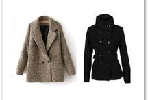kabáty, bundy