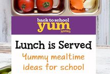 Kids Lunches: Inspiration
