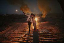 Desert vow renewal